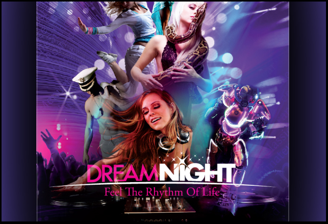 groupe dream night